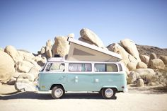 The camping car that started it all...