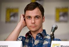 Jim Parsons...omg who knew??? (Sheldon Cooper from BIG BANG THEORY)