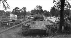 Panzerkampfwagen V Panther Ausf. G (Sd.Kfz. 171) späte Produktion | Flickr - Photo Sharing!