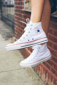 converse hi tops, 5 must have shoes for spring, best summer sneakers