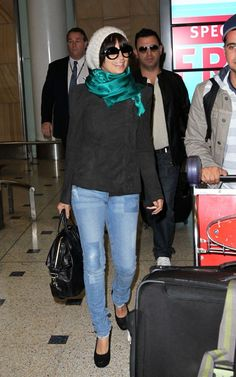 Nicole Richie At the Airport in Sydney June 16 2010