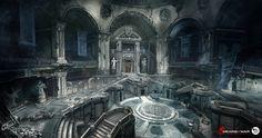 Courtroom by Maciej Wojtala | Architecture | 2D | CGSociety