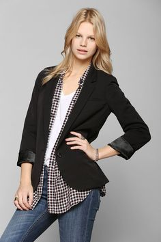Need to find a really simple blazer