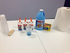 Slimey Science for a Seven year olds party!