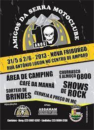 Nova Friburgo - Agenda - Amigos da Serra Motoclube