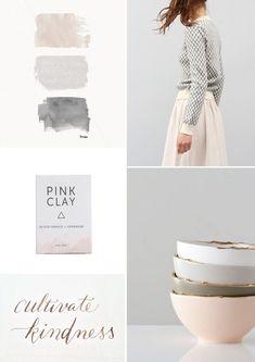 Theme Mood Board — The Interior Deco Palettes Color, Colour Pallete, Colour Schemes, Color Combinations, Palette Pastel, Greige, Colour Board, Grafik Design, Color Inspiration