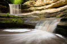 LaSalle Canyon, Starved Rock State Park Ottawa Illinois