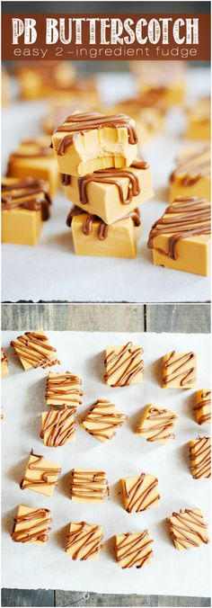 Butter Butterscotch Fudge Easy Peanut Butter Butterscotch Fudge is simply incredible and SO EASY to make!Easy Peanut Butter Butterscotch Fudge is simply incredible and SO EASY to make! Fudge Recipes, Candy Recipes, Sweet Recipes, Dessert Recipes, Quick Recipes, Quick Easy Desserts, Just Desserts, Delicious Desserts, Yummy Food