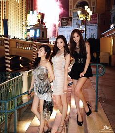 #Tiffany #Taeyeon #Seohyun #SNSD #Girl's Generation #Kpop #TaeTiSeo