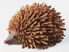how to make a hedgehog cake - Google Search