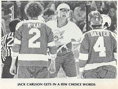 Jack Carlson - Minnesota Fighting Saints
