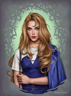 Tagged with disney, disney princesses, fernanda suarez, modern retelling, lady is my favorite; Disney Princesses in the
