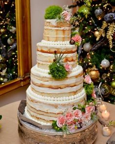 Weddbook is a content discovery engine mostly specialized on wedding concept. You can collect images, videos or articles you discovered  organize them, add your own ideas to your collections and share with other people - Unusual Style of Wedding Cake! Kind of Charming ;)