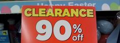 Dollar General Up To 90% Off Clearance Sale!