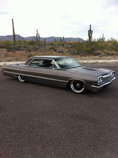 64 Impala Custom