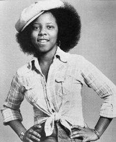Patrice Rushen, before the braids.