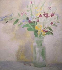 Winifred Nicholson works Flowers in a jar 1930 Winifred Nicholson, William Nicholson, Still Life Artists, Pierre Bonnard, High Art, Naive Art, Painting & Drawing, Flower Art, Modern Art