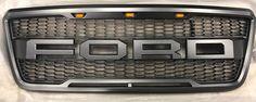 2004-2008 Ford F-150 F150 Raptor Style Conversion Grill Grille W/ F + R RARE | eBay Motors, Parts & Accessories, Car & Truck Parts | eBay!