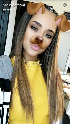 Snapchat Selfies, Instagram And Snapchat, Snapchat Ideas, Becky G Hair, Naomi Scott, Marie Gomez, Girl Swag, Woman Crush, Katy Perry