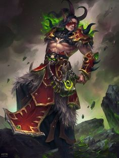 Vitos - World of Warcraft | Astri-Lohne