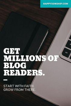 Get Millions Of Blog Readers.