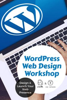 WordPress Online Workshop with AnitaM Business Design, Creative Business, Web Design Basics, Online Marketing, Digital Marketing, Basic Website, Ho Chi, Online Courses, Wordpress