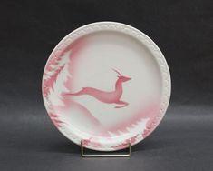Pale Pink, Pink Color, Pink Gazelles, Syracuse China, Vintage Dinnerware, Restaurant, Color Stories, Vintage Kitchen, Unique Vintage