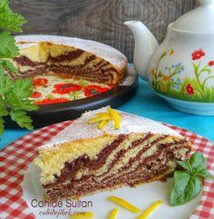 dalgalı kek