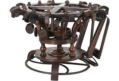 Antique French Knitting Machine, 1840