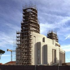 Construction on the new Rome Lds Temple! #lds #temple #temples
