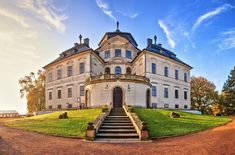 Karlova Koruna Chateau, the Kinsky country home in Bohemia Czech Republic, Mansions, Country, Architecture, House Styles, Life, Palaces, Manor Houses, Saints