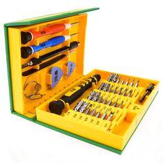 GB 70 pièces multifonction pratique interchangeable Boite à outils tournevis
