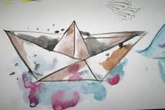 paper boat tattoo - Pesquisa Google