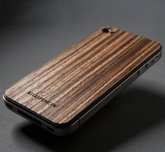 Zebrawood iPhone Veil / Killspencer