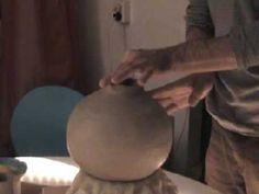 ▶ Making an Udu Drum - YouTube