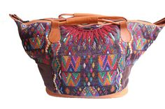 Birthday present from Mary! I'm so excited!  Large Huipil Bag-Ardila – Humble Hilo | Creating a Common Thread
