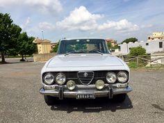 Alfa Romeo - 2000 Berlina - 1972