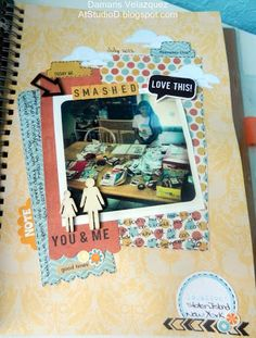 ... At Studio D: Smashbook