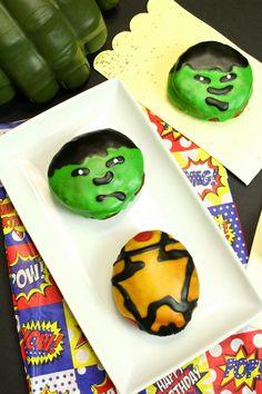 An Avengers Donut Re