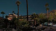 Moonlit Modernist Villas by Photographer Tom Blachford