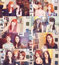 The Lizzie Bennet Diaries. Recently found this. Amazing interpretation and adaptation of the book! I cried and laughed and dreamed. It really is one of my favorite vlogs now, and even better because it's based on an amazing book! Do not skip to the end!!!