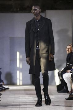 Officine Generale Fall Winter 2017 Menswear Collection in Paris