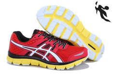 Asics Gel-Blurr 33 Red White Yellow
