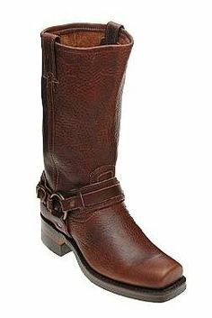 Frye Women's Belted Harness Boot