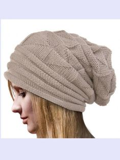 5447ff7570c Popular Elements Crimping Category Knitted Hat Style Korean Version  Material Wool Pattern Square Colour Red
