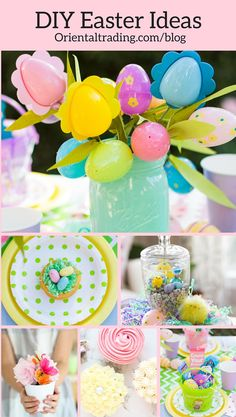 From DIY Easter decorations and Easter party ideas to unique recipes for Easter and spring, you'll find fresh new inspiration and ideas for Easter on our blog.