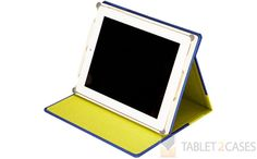 The Inspiria book case for iPad 2/New iPad by XHiBT