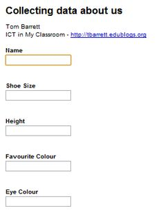 10 Great Free Google Forms Every Teacher Should Be Using