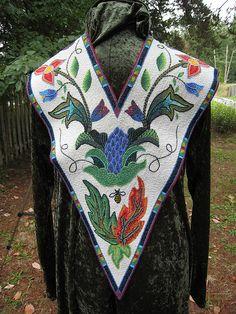 Clothing Floral Collar & Belt (3)   Flickr - Photo Sharing!