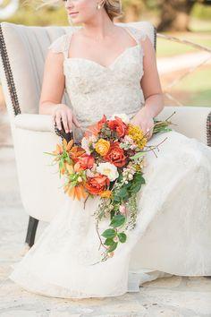 Rustic Chic Wedding Inspiration   Photography: Meggie Taylor Photography   Rentals: Posh Couture Rentals #bridesofnorthtx #wedding #bouquet